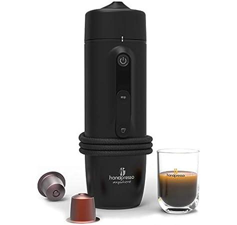 Handpresso 48309: cafetera portátil de expreso de cápsula para el coche, 120 W: Amazon.es: Hogar