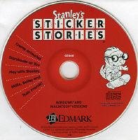 STANLEYS STICKER STORIES - (SLEEVE)