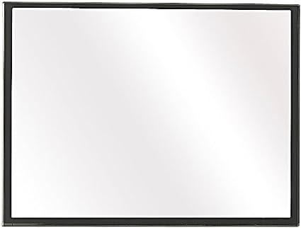 Glasklares selbsthaftendes Schutzcover f/ür 3-Kameradisplays Somikon Display Schutz Kameradisplayschutz