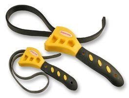 Duratool D00070 Strap Wrench Set 2pc