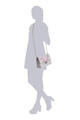 Grey for Body Leather Women Bag 'Vanessa' LaBante Cross Vegan Soft London qP6Awv7