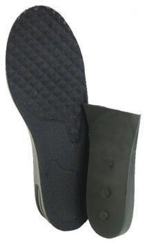 Height Increase Elevator Shoes Insole - Size L - 1 to 1.5 inches Taller by CALDEN (Image #5)