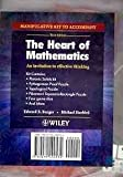The Heart of Mathematics Kit : An Invitation to Effective Thinking, Burger, Edward B. and Starbird, Michael, 0470499532