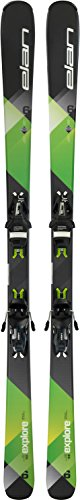- Elan Explore 6 LS Ski w/EL 9.0 Binding 2018 Green w/Black Smoke 160