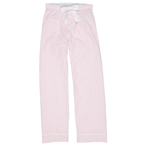 Boxercraft Seersucker Light Pink Casual Pant for Loungewear, Sports, Teams, Fun