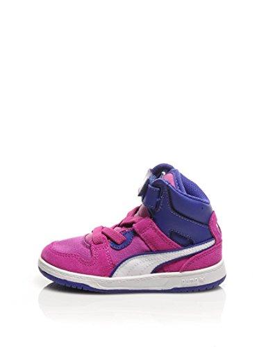 Alta Puma Sneaker Eu Rebound K 23 Strap Str Cvs blu Viola AqF5nqrxwB