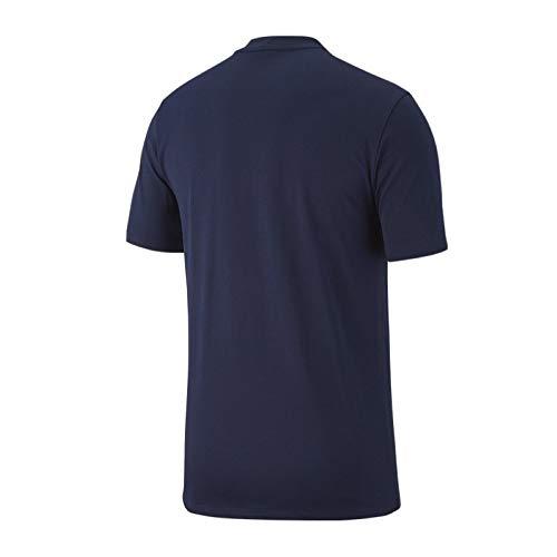 451 Shirt white Nike Homme T obsidian Bleu obsidian obsidian 8n1BH7qw