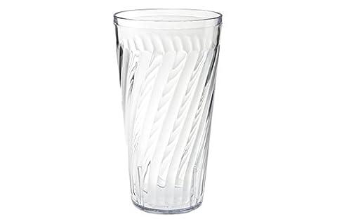 G.E.T. 2232-1-CL Tahiti 32 Oz Clear Tumbler - Dozen - Drinkware Tahiti Tumblers