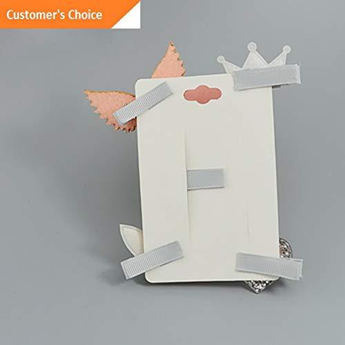 Hebel Lot 5Pcs/set Hairpin Girl Kids Infant Hair Clip Cloud Bow Flower Mini Barrettes | Model HRPN - 5275 |