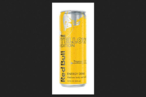 REDBULL YELLOW 12OZ