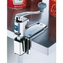 Edlund U-12L Quick Change Manual Can Opener w/ Long Bar and