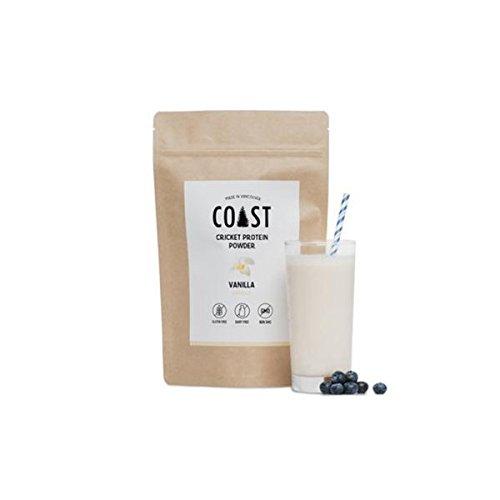 Coast Cricket Protein Powder Vanilla, 454 g