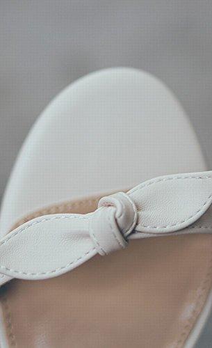 DIDIDD Hadas UN de Zapatos una con con Proa Mujer Gruesos Romanos Palabra 39 Zapatos de de ORx4SwqrO
