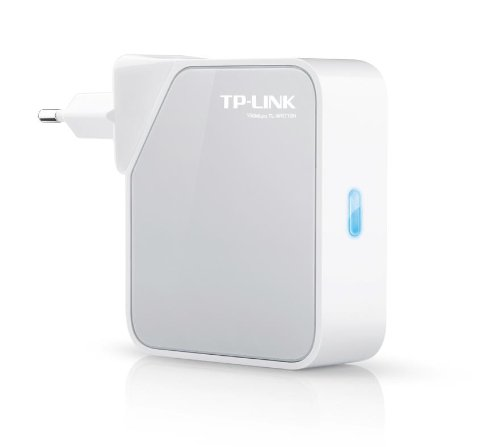 236 opinioni per TP-Link TL-WR710N Mini Router Wireless N/Adattatore Smart TV / Decoder, 150