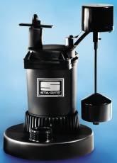 Pentair MYERS GIDDS-521034 1/3 Hp Sump Pump - 521034