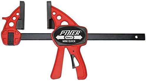 Rot Piher Pack 4 St/ück 52415-Mini Quick 55 x 150 mm