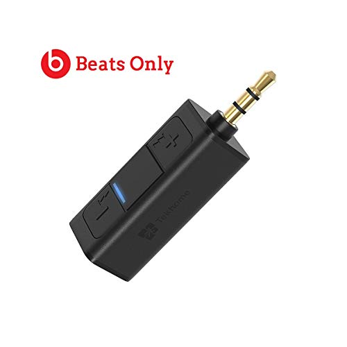 TekHome 2019 Upgraded Bluetooth Adapter Compatible for Beats Headphones Solo 2 EP Pro, Black. (Beats Bluetooth Adapter)