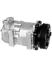 Four Seasons 68550 Compressor with Clutch