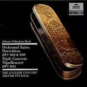 Orchestral Suites 2 & 3, BWV 1067 & 1068/Triple Concerto, The English Concert