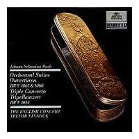Bach: Orchestral Suites BWV 1067, 1068; Triple Concerto BWV 1044 /Pinnock