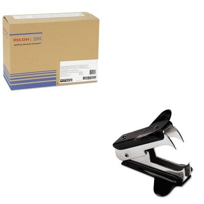 KITRIC841357UNV00700 - Value Kit - Ricoh 841357 Toner (RIC841357) and Universal Jaw Style Staple Remover (UNV00700)