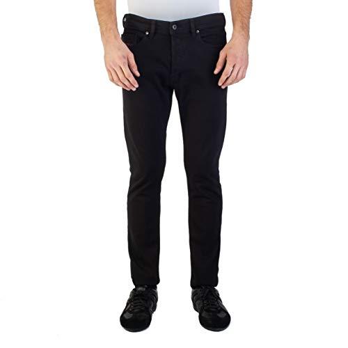 (Diesel Men's Tepphar Jeans RDS05 Black (33X32))