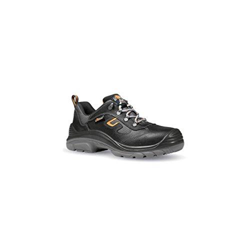 Solid Chaussure power Sécurité Step Basse Noir One Src S3 U De nZAUXdqx