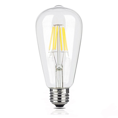 LED Filament Light Bulb Incandescent product image