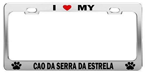 i-heart-my-cao-da-serra-da-estrela-dog-cat-breed-license-plate-frame-license-tag-holder