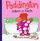img - for Paddington Takes a Bath book / textbook / text book