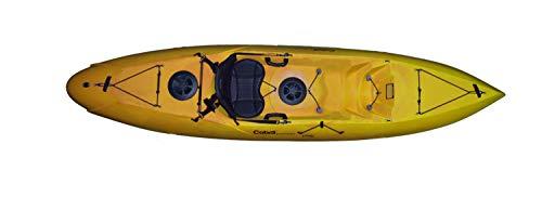 Cobra Sit on Top Kayak Play, Yellow, Single Person