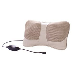 Santamedical Kneading Massager Cushion, Light Coffee