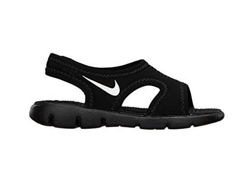 Infradito ps white gs Nike Adjust Black Sunray Bambino anthracite 4 CXqq16Iw