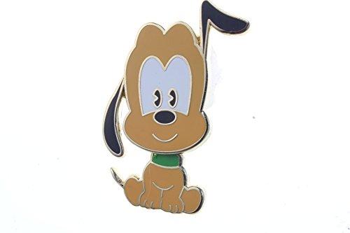 - Disney Baby Pluto Bobble-head Pin