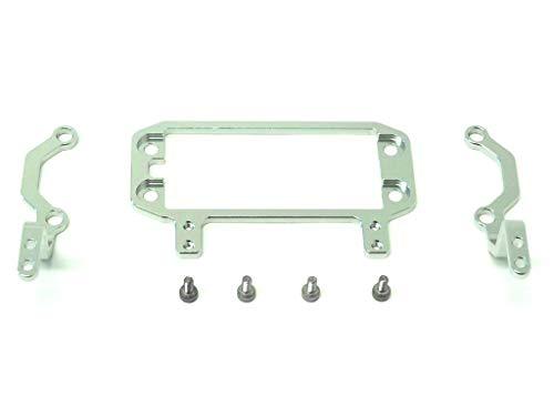 (Rovan LT/SLT V5 CNC Aluminum Brake/Throttle Servo Brace)