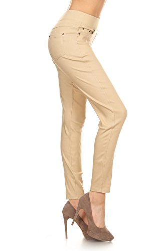 Leggings Depot Essential Jeggings Colored product image