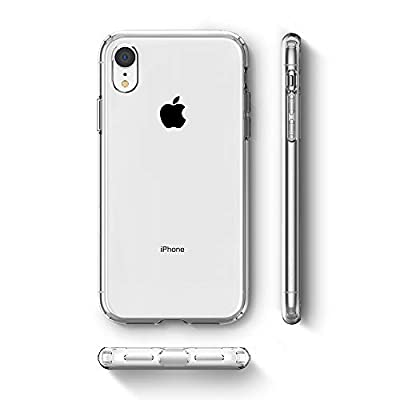 Spigen Liquid Crystal Designed Apple iPhone XR Case (2018) - Crystal Clear