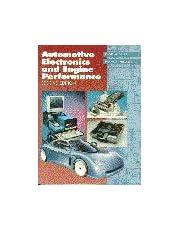 Automotive Electronics and Engine Performance (2nd Edition)