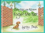 book cover of Schnitzel Von Krumm Forget-me-not