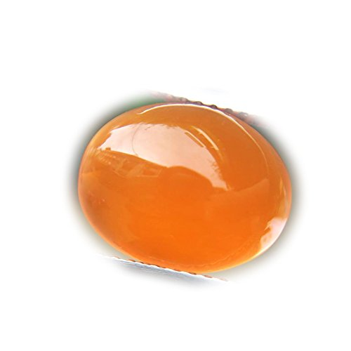 Lovemom 4.02ct Natural Cabochon Unheated Orange Chalcedony Africa #R by Lovemom