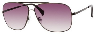 Giorgio Armani 771/S Men's Navigator Full Rim Lifestyle Sunglasses - Bronze/Brown Gradient / Size - Giorgio Armani Aviator Sunglasses