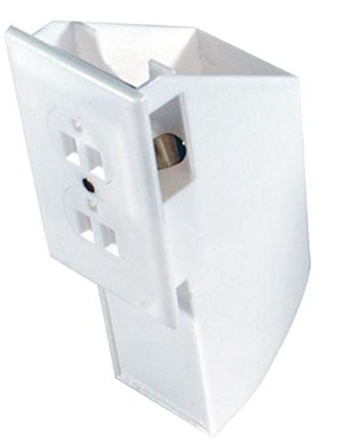 Wall Safe Electrical Outlet Socket Diversion Hidden Home Security Secret Stash