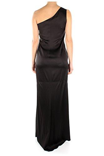 Lange Kleider Moschino Damen - (41705340555) Schwarz rN5xs
