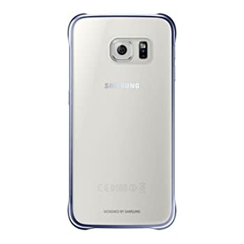 8ca6886886 Amazon.com: Samsung Protective Cover for Samsung Galaxy S6 - Clear ...