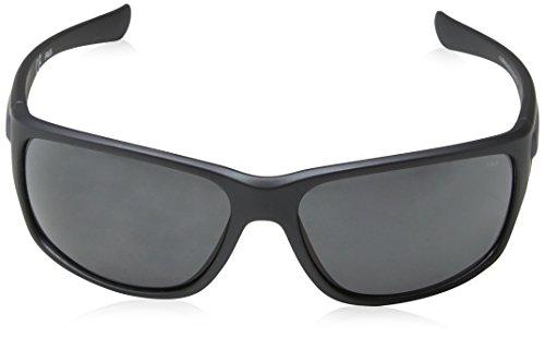 Sol Pearl de Rubberized 63 Grey para Dark Fila Gris Hombre Gafas ZqwT1