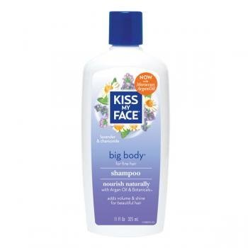 Kiss My Face Big Body Shampoo Lavender and Chamomile - 11 fl oz by KISS MY FACE