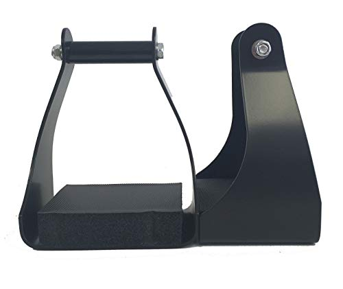(AJ Tack Wholesale Trail Endurance Stirrups Horse Riding 3