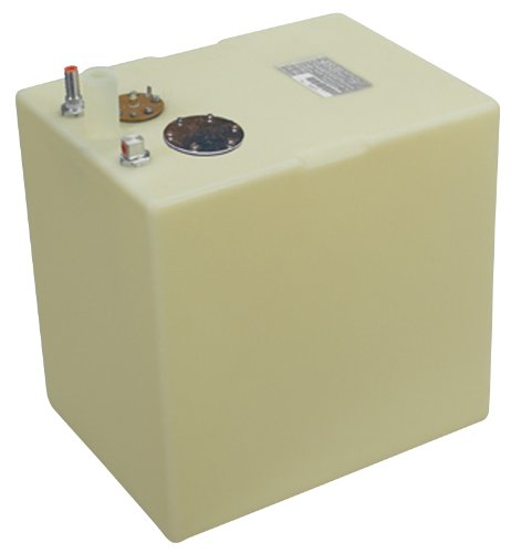 Moeller Marine 032619, Below Deck Permanent Fuel Tank, 19 Gallon - 18.50 in. L x 14.00 in. W x 20.75 in. H