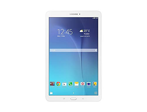 Samsung Galaxy Tab E SM-T561 8GB White, 9.6