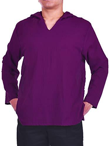 Amazon Prices. 0.99 0.99 1  0.99 0.99. Lofbaz Men s Hoodie Hippie Shirts  Beach 100% Soft Cotton Top Yoga Shirt Boho - Solid 3f637be4c081